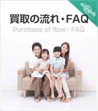 買取の流れ・FAQ